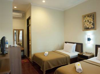 Hotel Catur Adi Putra Bali - Superior Room Double or Twin (Room Only) Last Minute Promo, Discount 55% !