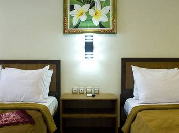 Hotel Catur Adi Putra Bali - Family Room (Room Only) Last Minute Promo, Discount 55% !