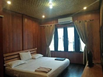 The Gili Sands Beach Club Lombok - Lumbung Tingkat Regular Plan