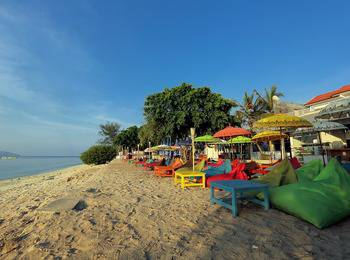 Gili Sands Beach Club Lombok - Sea View Room Regular Plan