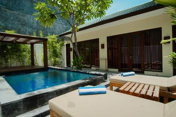 Gili Sands Beach Club Lombok - Deluxe Room Regular Plan