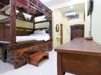 Jowo Kluthuk Heritage Yogyakarta - Werkudara Room Regular Plan