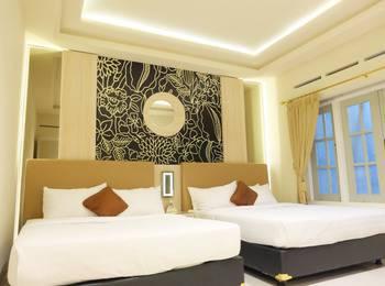 Hotel Indah Palace Tawangmangu - Anggrek Family Room Only Regular Plan
