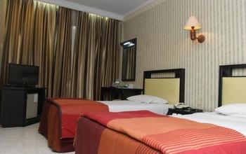 Hotel Yasmin Makassar Makassar - Standard Twin Room Basic Deal