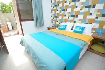 Airy Gasibu Aria Jipang 6 Bandung - Deluxe Double Room with Breakfast Special Promo July 28