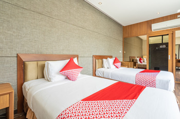 Collection O 5 Bellevue Heritage Bali - Standard Twin Room Regular Plan