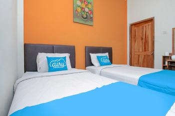Airy Syariah Sleman Jembatan Merah 104 Yogyakarta - Standard Twin Room Only Special Promo 11