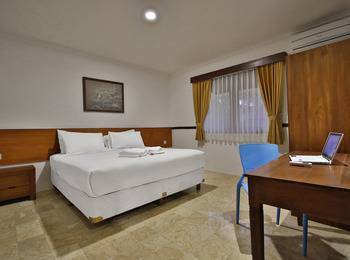 Hotel Jayakarta Anyer Serang - Samudra Indonesia (Bungalow 4 Bedrooms - with Breakfast) Regular Plan