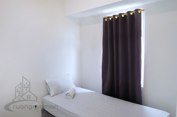 RuangNyaman at The Springlake Summarecon Bekasi Bekasi - 2 Bed Room Apartment Room Only Regular Plan