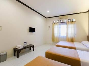 Santo Guest House Surabaya - Family Room Regular Plan