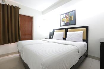Dc Hotel Utan Kayu Jakarta - Standard Twin Regular Plan