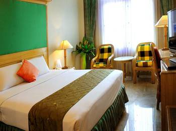 John's Pardede International Hotel Jakarta - Deluxe Double Room Regular Plan