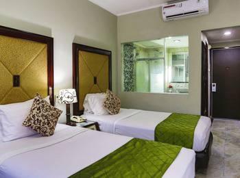 John's Pardede International Hotel Jakarta - Deluxe Twin Room Only Regular Plan