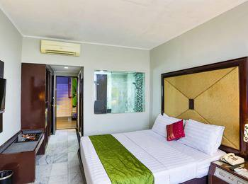 John's Pardede International Hotel Jakarta - Deluxe Double Room Only Regular Plan