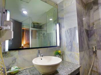 John's Pardede International Hotel Jakarta - Deluxe Twin Room Regular Plan