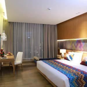 Aruna Senggigi Resort & Convention Lombok - Deluxe King Garden/Sea View - Room Only MAYDAY DISC 45% - Free 15 Minutes Massage