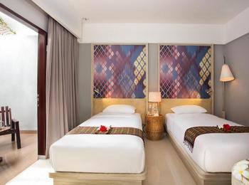 Aruna Senggigi Resort & Convention Lombok - Superior Twin Cottage Minimum Stay 2 Nights Free Disc Spa