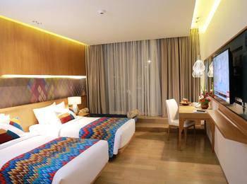 Aruna Senggigi Resort & Convention Lombok - Deluxe Twin Garden/Sea View - Room Only Last Minute