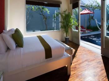 Kamuela Villas Seminyak - Two Bedroom Villa Basic Deal