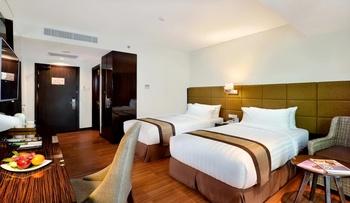 The Atrium Hotel & Resort Yogyakarta - Deluxe Twin Regular Plan