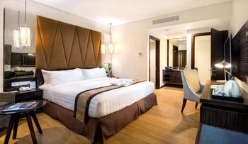 The Atrium Hotel & Resort Yogyakarta - Deluxe King Regular Plan