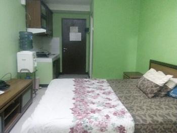 The Suites Metro Apartement by Bule Abadi Bandung - Studio Standard Room Regular Plan