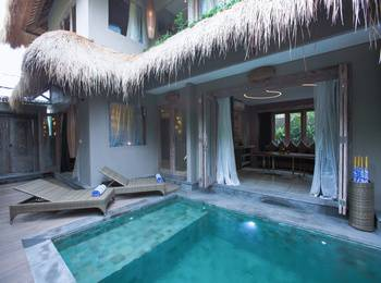 Blue Karma Hotel Bali - Four Bedroom Villa 24H Promo