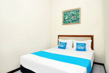 Airy Eco Kejaksaan Cangkring 7 Cirebon - Standard Double Room Only Regular Plan