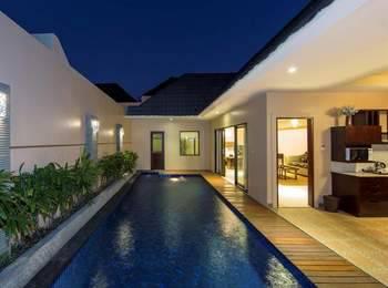 Flamingo Dewata Villa Bali - 1 Bedroom Honeymoon Villa Regular Plan