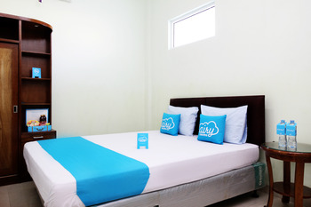 Airy Tanjung Gading Gatot Subroto 63 Bandar Lampung - Standard Double Room with Breakfast Special Promo June 28