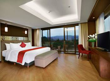Aston Sentul Lake Resort & Conference Center Bogor - Suite Room Regular Plan