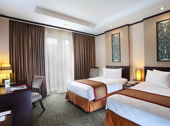 Swiss-Belhotel Palangkaraya - Deluxe City View Room Only Funtastic Offers