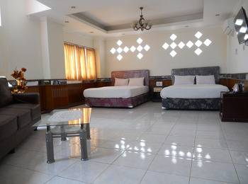Hotel Derawan Indah Berau - Family Suite Room Regular Plan