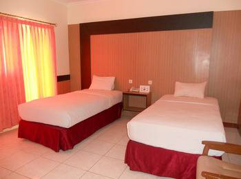Hotel Derawan Indah Berau - Executive Twin Room Regular Plan
