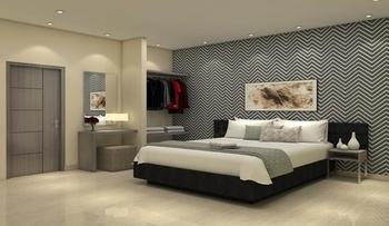 Smart Budget Hotel Semarang - Balcony Double Room Only Regular Plan