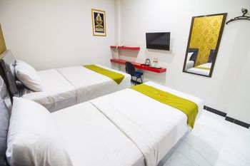Malioboro House Hotel Yogyakarta - Superior Twin Room Only Regular Plan