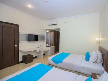 Airy Yos Sudarso 1145 Lubuklinggau - Superior Twin Room with Breakfast PEGI_Nov_21