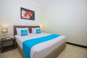 Airy Yos Sudarso 1145 Lubuklinggau - Standard Double Room with Breakfast Special Promo Mar 5