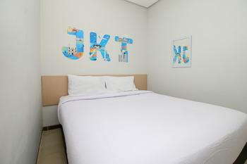 White Residence Syariah Jakarta - Executive Double Room Only Regular Plan