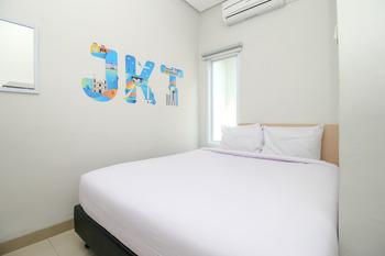 White Residence Syariah Jakarta - Deluxe Double Room Only Regular Plan