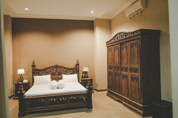 Grand Mansion Hotel Blitar - President Suite Regular Plan