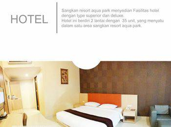 Sangkan Resort Aqua Park Kuningan - Superior Room Only Regular Plan