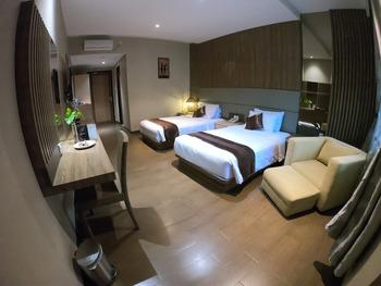 Horison Sangkan Aqua Park - Kuningan Kuningan - Deluxe Room Only BASIC DEAL MIN STAY 2