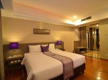 Hotel Grand Inna Muara Padang - Junior Suite Room Regular Plan