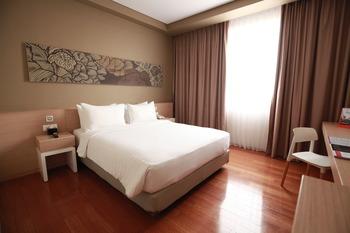 Swiss Belinn Airport Jakarta - Deluxe room Regular Plan