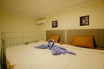 Urbanest Inn House Slipi Jakarta - Standard Suite Room Regular Plan