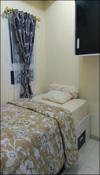 Milan Property Apartement Bekasi - 2 Bedroom Regular Plan
