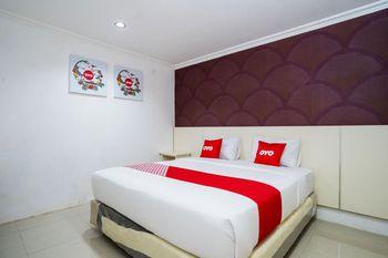 OYO 1411 Djakarta Hotel Syariah Samarinda - Standard Double Room Regular Plan