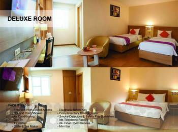 Winstar Hotel Pekanbaru - Deluxe with Breakfast Regular Plan