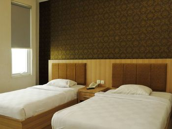 Hotel Grand Darussalam Syariah Medan - Deluxe Twin Regular Plan
